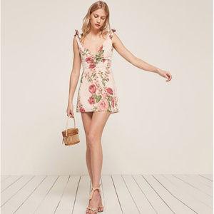 """Reformation """"Carmensita"""" mini dress — LIKE NEW"""